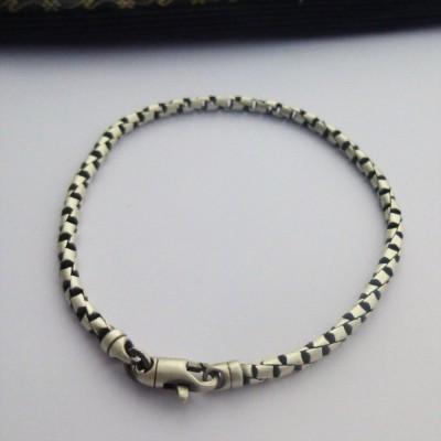 Darwin Box Mens Bracelet