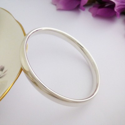 Mya engraved bangle