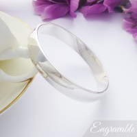 Ava Extra Large Heavy Bangle