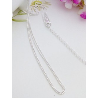 Amara Double Bead Necklace