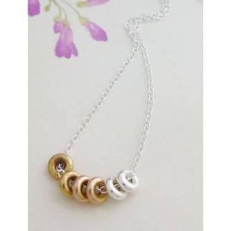 Madison Multi Links Necklace