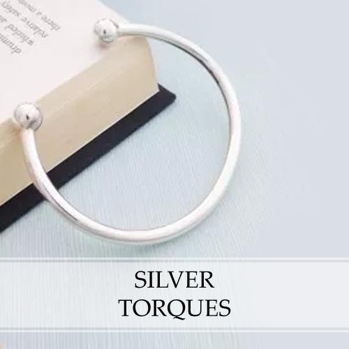 Silver Torques
