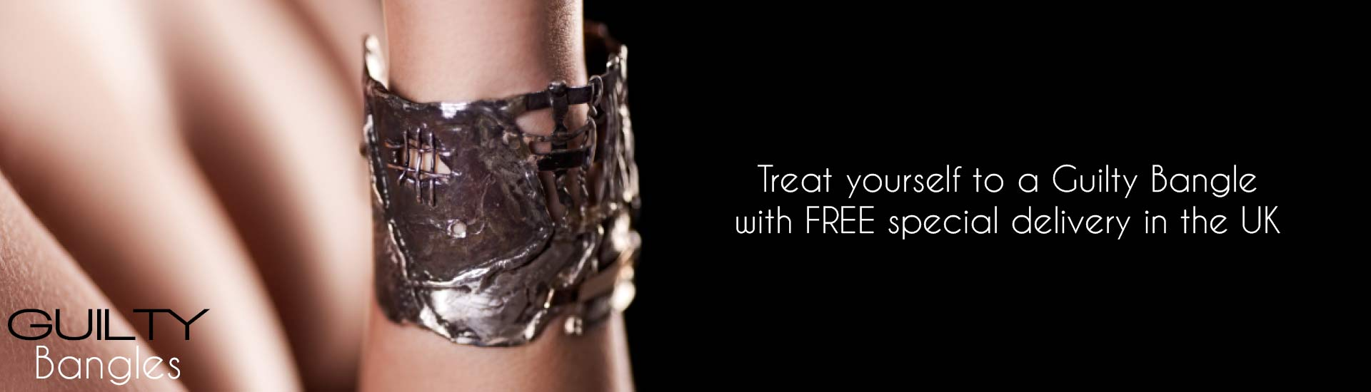Treat Yourself with Guilty Bangles